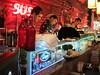 Sushi makers, Happy Bar & Grill, Plovdiv, Bulgaria (Paul McClure DC) Tags: people plovdiv bulgaria balkans feb2018 пловдив българия sign