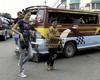 Passengers (Beegee49) Tags: street people women filipina passengers jeepney public transport