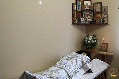 01. Похороны схимон. Любови в Богородичном