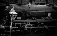 Taw Valley (Darbs66) Tags: bankholiday bridgnorth d500 severn valley railway severnvalleyrailway shropshire train station candid steam urban taw tawvalley lamppost