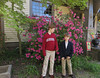 easter100pair2018 (FAIRFIELDFAMILY) Tags: azalea flower flowers yard southern winnsboro jason taylor michelle mary lou memaw spring easter child children boy boys dog lily house arts crafts sc south carolina flag porch 2018 pretty green outside architecture historic old young man woman craftsman bungalow fairfield county grandmother father mother son
