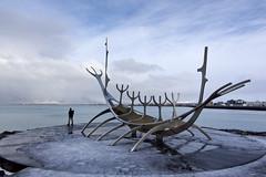 Sun Voyager (baloo2) Tags: reykjavik iceland sunvoyager nikond7000 tamron16300mmf3563diiivcpzd ©allrightsreservedrobcorbett