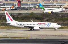 B737 EC-KCG Air Europa en Barcelona (Dawlad Ast) Tags: barcelona cataluña catalunya españa spain marzo march 2018 aeropuerto internacional international airport el prat ebl avion plane airplane aircraft boeing 73785p eckcg air europa sn 33981 b737 b738 737800 737