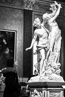 Apollo e Dafne - Villa Borghese - Roma