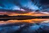 _DSC3369 (MarcusXD1974) Tags: iceland akureyri eyjafjörð sunset sky landscape longexposure mountains nikon d7200 sigma 1020f35 blue red orange clouds summer bridge dramatic serene bay dusk golden hour