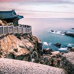 Hongryeonam Temple - South Korea - Seascape photography thumbnail