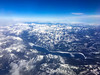 Washington Cascade Mountains (amarilloladi) Tags: pacificnorthwest aerial 7dwf landscapes mountains mountainrange cascaderange cascademountains washington winter snow lake