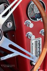 1965 Corvette Sting Ray (Perceptual Design) Tags: ralphevelasco 1000wordsphotography 1000wordsgallery 1000words photography photo canont3i canon t3i canon600d rebel eos digital slr digitalcamera digitalslr eoskissx5 eos600d orangecounty oc southerncalifornia california carshow autoshow automobile classiccar collectiblecar socal orangecountyautoshow autoexpo auto car red carradio amfm 1965corvettestingray 65 steeringwheel parkingbrake clock gauge dashboard carart