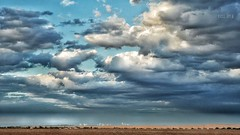 Sorpresas en ruta (rosslera) Tags: lumix luz molino belleza nubes cielo color zaragoza aragón carretera ruta