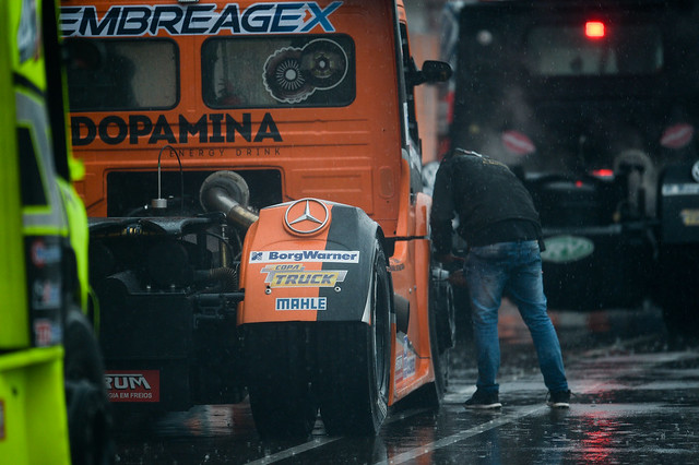 Dia de definição do grid de largada da 2ª etapa da Copa Truck - Foto: Duda Bairros/Copa Truck