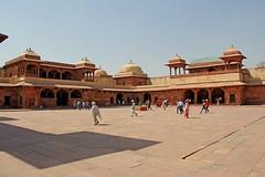 Fatehpur Sikri - (54) (Rubén Hoya) Tags: fatehpur sikri templo palacio capital imperial rajasthan india