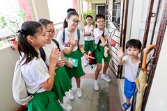 Block Visit @ Tampines Courtview (HDB Community Events) Tags: havu visits tampines courtview