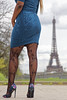 Eiffel Tower view - https://www.instagram.com/yseedefrancefeetgirl/ (Ysée de France) Tags: tour eiffel talons high hauts heels stilettos pantyhose tights stockings fishnets sexy model girl milf goddess diva