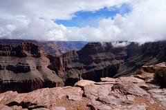 take a look around [explored] (tamasmatusik) Tags: grandcanyon arizona landscape rock nature march sony sonynex nex3n 16mm milc clouds sky canyon