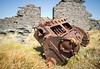 Rhosydd rusty engine 01 apr 18 (Shaun the grime lover) Tags: wales derelict engine industrial mountain rusty rhosydd slate mine tanygrisiau