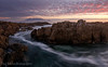 Table Mountain Channel Surge (Panorama Paul) Tags: paulbruinsphotography wwwpaulbruinscoza southafrica westerncape capetown tablemountain blaauwbergbeach sunset mountain rocks clouds orange pink nikond800 nikkorlenses nikfilters