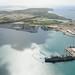 Apra Harbor has seven submarines in port.
