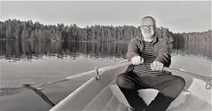 WP_20160507_21_04_37_Pro (www.ilkkajukarainen.fi) Tags: blackandwhite mustavalkoinen monochrome finland finlande suomi suomi100 eu europa scandinavia maaseutu countryside järvi lake water vesi happy life visit nature luonto