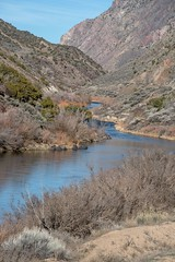 2017 Along The Rio Grande 5 (DrLensCap) Tags: along the rio grande us highway 68 south taos new mexico nm river mountains mountain robert kramer