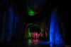 Colorful tunnel (MIKAEL82KARLSSON) Tags: lekomberg longexpo tunnel urbanexplorer ue underground underjord utlastningtunnel utfrakt urban explore explorer expo ice is istunnel färgstark colorful sverige sweden dalarna bergslagen pentax k70 mikael82karlsson flickr lostplace