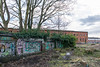 From the former platform (d0mokun) Tags: derby england unitedkingdom gb friar gate station goods warehouse urbex abandoned decay urban railway