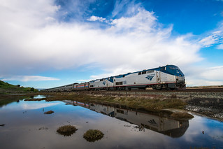 Amtrak #5 - The California Zephyr