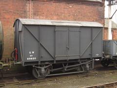IMG_8195 - GWR V36 'Vanfit' Goods Van 65620 (SVREnthusiast) Tags: severnvalleyrailway svr severnvalley severn valley railway gwrv36vanfitgoodsvan65620 gwr v36 vanfit goodsvan 65620