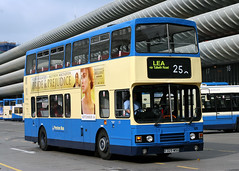125 E325 MSG (Cumberland Patriot) Tags: preston bus leyland oncl102rz olympian alexander rh 325 125 e325msg step entrance route 25 lea lancashire public transport derv diesel engine road vehicle ex lothian buses