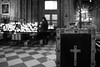 Stephansdom (Wien) (petrwag) Tags: sonya6500 sigma16mmf14dcdn bw blackandwhite blancoynegro blackwhite bokeh černobílé clickcamera wide wien