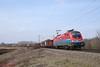 ÖBB Rh 1116 048 (Bradley Morey) Tags: öbb rh 1116 rail cargo hungaria herceghalom budapest siemens taurus hongrie magyar trainspotting