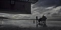 Centro Botin 2/ Botin centre, Santander, Spain (Jose Antonio. 62) Tags: spain españa cantabria santander rain lluvia clouds nubes people gente