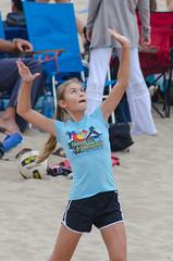 CBVA: AUG_0337 (Kevin MG) Tags: cbva ball net volleyball beachvolleyball girls young youth cute pretty little sumer beach sand water ocean