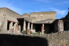Excavations of Herculaneum 108 (Henk Bekker) Tags: campania excavations herculaneum italy naples