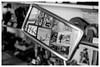Spiegelblick (S SCH) Tags: s sch siegfried schmid schwarzundweis shadow schweinfurt bw blackandwhite blackanwhite bnw monochrome museum