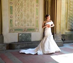 Bride (thoth1618) Tags: ny nyc newyork newyorkcity spring april 2018 park centralpark central