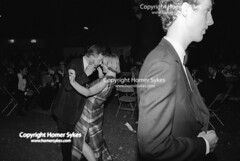 BERKLEY SQUARE BALL LONDON 1980S STOCK PHOTOGRAPHY ENGLAND UK (Homer Sykes) Tags: berkleysquare ball london 1981 summer formal tuxedo blacktie couple havingfun dance dancing partydress wealthy rich teen teenager britain england uk british english archivestock middleclass londonstock 1980s 80s dinnerjacket