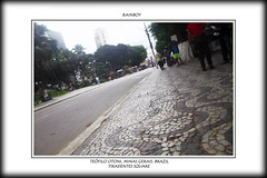 Different angles... (Guilherme Alex) Tags: frame unique beautiful wonderful happy city cityscape people digitalcamera art digital citylife walking rocks floor heart day light street road empty deadcolors contrast busy center cityview inthemiddleofthecity real buildings giant exploring