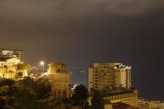 Monaco baby! (will668) Tags: monaco fromtherooftop nightphotography nightshots enjoyingtheview nightsky skyline