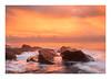 Xiaoyeliu Sunrise (jos.pannekoek) Tags: taitung taiwan sunrise seascape landscape d500 1755 nikkor1755f28 asia rocks waves ocean