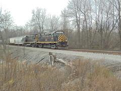 DSC02392 (mistersnoozer) Tags: shortline railroad lal c425 locomotive train