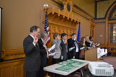 Girl Scout Day at the Capitol (CT House Republicans1) Tags: piscopo storms zawistowski