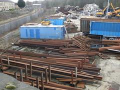 Crossley Evans scrap metal yard (S.G.J) Tags: crossleyevansscrapmetalyard crossleyevans scrap metal yard shipley crossleyevansscrapyard crossleyevansscrapyardshipley scrapyard shipleyscrapyard