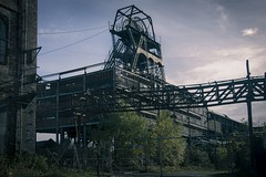 'It's the pits Lady Chatterley'...#1 (Taken By Me Photography) Tags: takenbyme takenbymephotography tower abandoned adventure closed centre coal derelict decay explore exploring empty forgotten industrial left mining mine nikon neglect north news pit shut uk