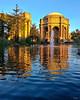 Palace of Fine Arts (davidyuweb) Tags: palace fine arts sanfrancisco landmarks waterreflection 三藩市