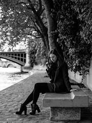 Square Barye (Nathanaël Photo) Tags: 75004 auroreabra cheveuxlongs cheveuxroux collant france juliegraffeo jupe mua modèle paris parisbyelles squarebarye uneseulefemme