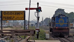 Metre Gauge (Abhijay Chakraborty) Tags: irfca indianrailways icf trains trainspotting train railfanning railfans railways railroad ydm4 mg metre gauge