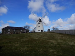 Llynnon mill (caleythistle) Tags: mill anglesey wales flour milling retored