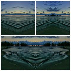 Fantasy Tides (mikewalker15) Tags: water waves tides surreal sunrise beach bizarre fantasy sonya77ii