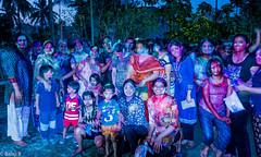 Holi (Balaji Photography - 5 M views and Growing) Tags: holi festival chennai color colors colours colour canon hdr festivalsofindia indianfestival geity community joy friendship friends 70d children celebration women pleasure india woman