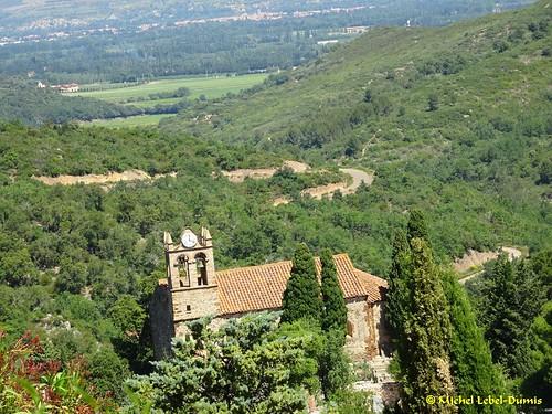 Castelnou - Église Sainte Marie del Mercadal